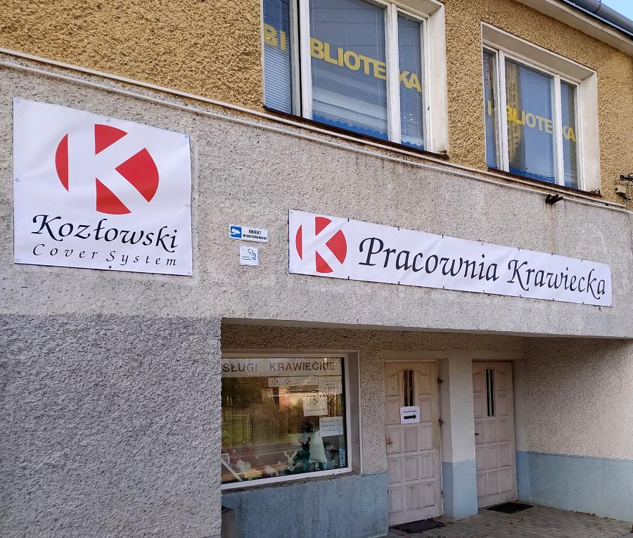 Pracownia Krawiecka Rzeszów - Kozłowski Cover System - Budziwojska Rzeszów